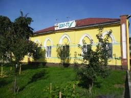 Бывшая почтовая станция XIX века