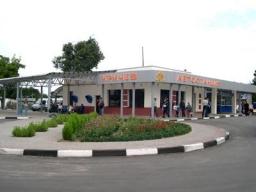 Здание автовокзала г.Кричев